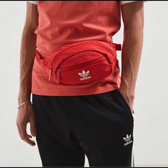 4cc2cb27d8f NWT Adidas Red Waist - Fanny Pack